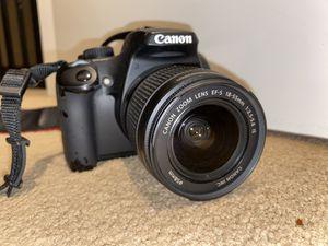 Canon EOS Rebel XS (perfect beginner camera) for Sale in Seattle, WA