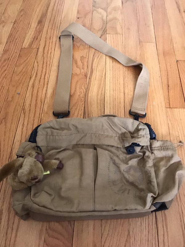 Kipling's Messenger Bag
