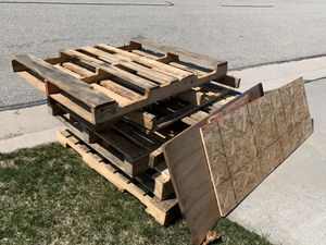 Wood pallets for Sale in Greenville, WI