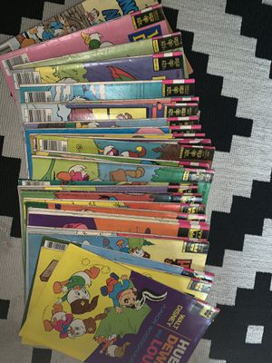 Collection of Disney & Uncle Scrooge comics for Sale in Vancouver, WA