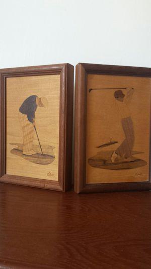 Golfers Framed Art for Sale in Fairfax, VA