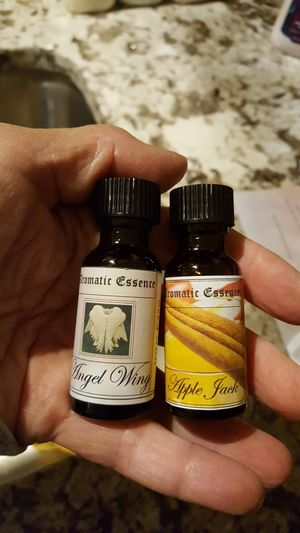 Essential scented oils x2 for Sale in New Baltimore, MI