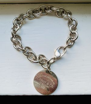 Tiffany & co bracelet for Sale in Moreland Hills, OH
