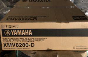 yamaha xmv8280-D AMPLIFIER for Sale in Stratford, CT