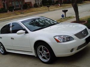 2002 Nissan Altima SE • new for Sale in Springfield, IL