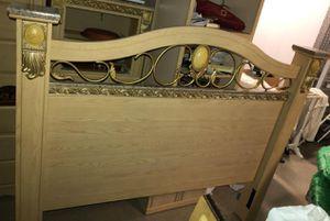 Queen bedroom furniture for Sale in Midlothian, VA