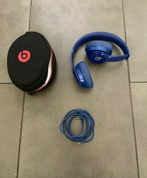 Beats Solo 2 Headphones (Wireless+Wired) for Sale in Tempe, AZ