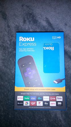 Roku express brand new for Sale in Hudson,  FL