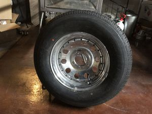 Spare tire for boat trailer for Sale in Las Vegas, NV