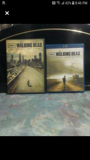 The Walking Dead Season 1 or 2 for Sale in Springfield, MA