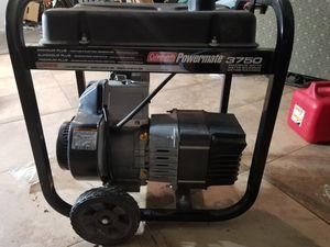 Coleman Powermate Generator for Sale in Redlands, CA