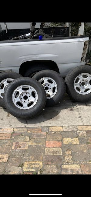 Chevy Silverado Rims (Part Out) for Sale in Huntington Park, CA