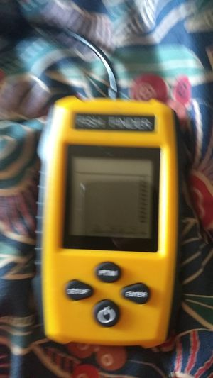 Fish finder for Sale in Owatonna, MN