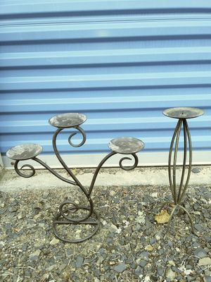 Candle holders for Sale in Aberdeen, WA