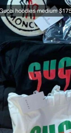 Gucci MONCLer for Sale in Tacoma,  WA
