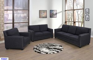 New Sofa set 3pc for Sale in South Hill, WA