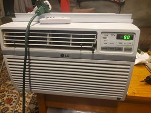 Lg LW8016ER AC UNIT for Sale in Moreno Valley, CA