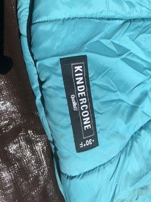 REI Brand kids Kindercone Sleeping Bag for Sale in Fontana, CA