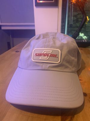 Supreme reflective patch 5 panel silver for Sale in Cincinnati, OH