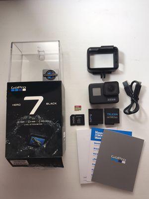 GoPro hero 7 black for Sale in New Port Richey, FL