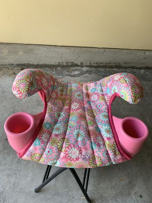 Girl Booster seat for Sale in Pflugerville, TX