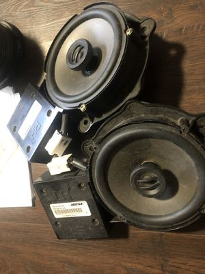 4 BOSE 6 inch car speakers for Sale in Kent, WA