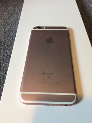 Rose Gold iPhone 6s for Sale in Bedford, MA