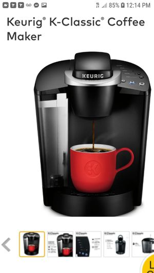 New Keurig K-Classic Coffee Maker for Sale in Oregon City, OR
