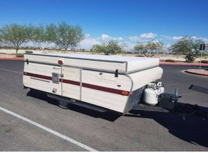 Pop Up camper, 1973 Starmaster 8, Starcraft clean title, OBO. for Sale in Las Vegas, NV