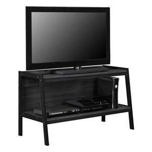 "Lawrence 45"" Ladder TV Stand, Black $39.00 for Sale in Houston, TX"