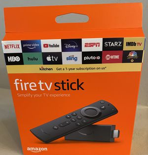 Fire Tv stick 3rd Generation for Sale in Pooler, GA