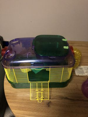 Hamster cage for Sale in Sioux Falls, SD