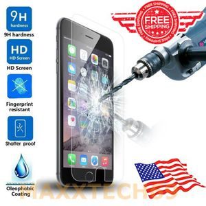 3× Premium Tempered Glass Screen Protector iPhone6s+\6+ for Sale in Rockville, MD