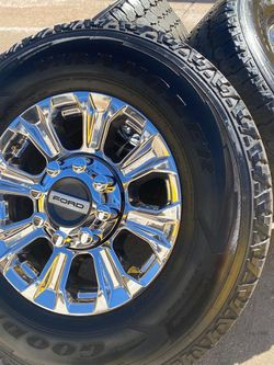 """Ford 18"""" wheels and tires for Sale in Colorado Springs,  CO"""