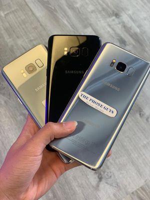 Samsung Galaxy S8 Plus Unlocked for Sale in Tacoma, WA