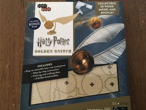 Harry Potter collectible golden snitch for Sale in Virginia Beach, VA