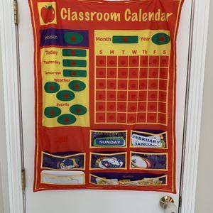 Classroom Calendar for Sale in Franklin, MA