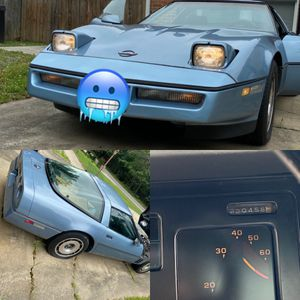 84 Chevy corvette for Sale in Washington, DC