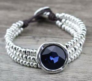 Antique Silver Beads Womens Bracelet for Sale in Wichita, KS