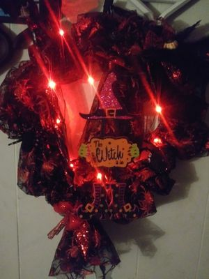 Halloween Greath!! for Sale in Phoenix, AZ
