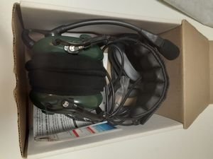 Avcomm Headset AC-900 like new for Sale in Houston, TX