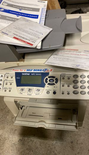 All in one copy/fax machine for Sale in Sanger, CA