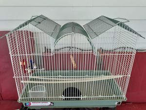 Nice table top bird cage for Sale in Palm Bay, FL