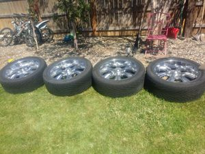 "20"" Inch rims for Sale in Kennewick, WA"