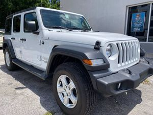 2020 Jeep Wrangler Unlimited for Sale in Tampa, FL