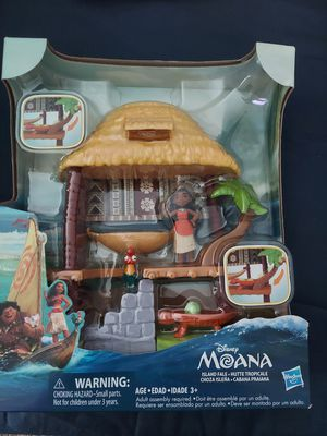 Moana play set for Sale in La Habra, CA