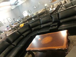 Recliner Sectional Sofa for Sale in Las Vegas, NV