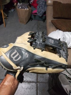Wilson a2000 12.25 for Sale in San Jose, CA
