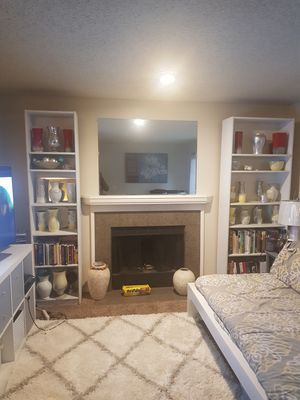 White Matching bookshelves for Sale in Federal Way, WA