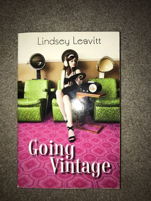 Going Vintage by Lindsey Leavitt for Sale in Poway, CA